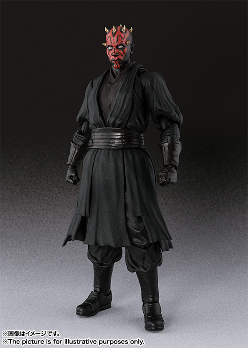 S.H.Figuarts Darth Maul 02
