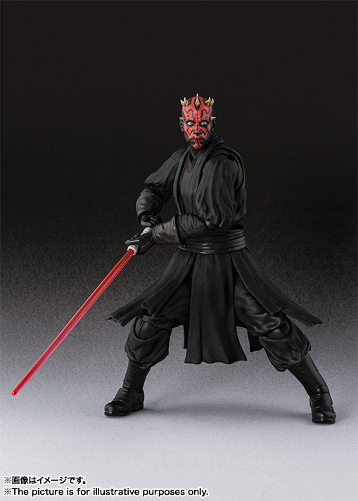 S.H.Figuarts Darth Maul 04
