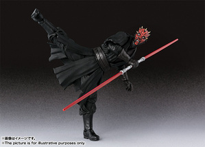 S.H.Figuarts Darth Maul 05