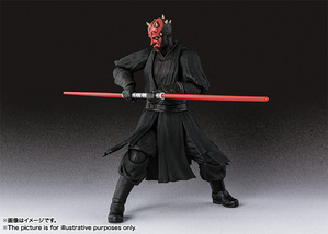 S.H.Figuarts Darth Maul 06