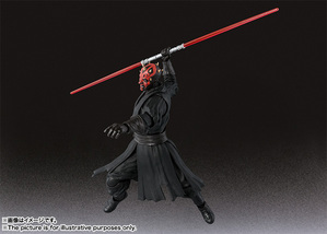 S.H.Figuarts Darth Maul 08