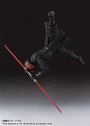 S.H.Figuarts Darth Maul 09