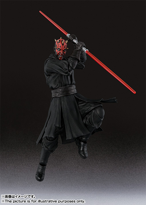 S.H.Figuarts Darth Maul 10
