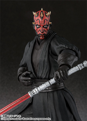 S.H.Figuarts Darth Maul 11