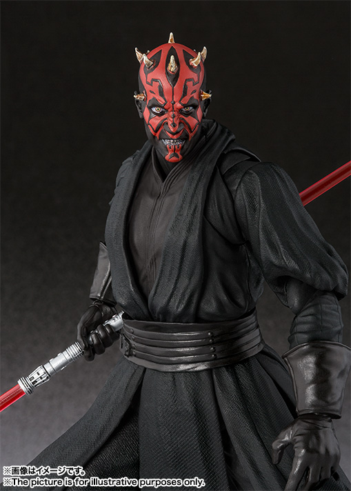 S.H.Figuarts Darth Maul 12