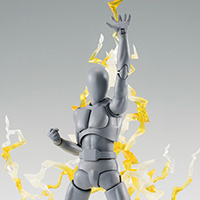 Tamashii Effect THUNDER Yellow Ver.