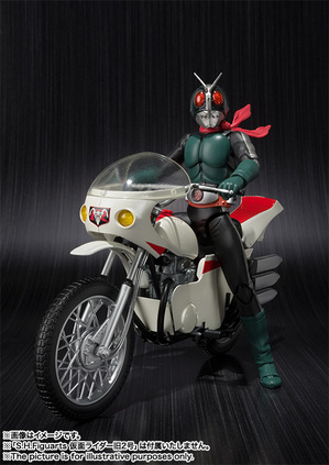 S.H.Figuarts IMPROVED CYCLONE 04