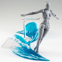 Tamashii Effect WAVE Blue Ver.