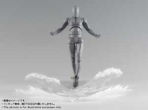 Tamashii Effect WAVE Clear Ver. 01