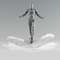 Tamashii Effect WAVE Clear Ver.