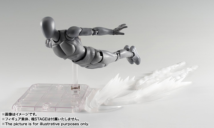 Tamashii Effect WAVE Clear Ver. 02