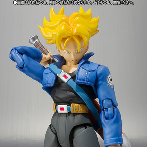 S.H.Figuarts トランクス -Premium Color Edition- 01