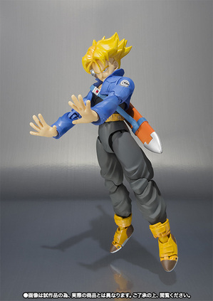 S.H.Figuarts トランクス -Premium Color Edition- 05