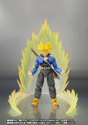 S.H.Figuarts トランクス -Premium Color Edition- 06