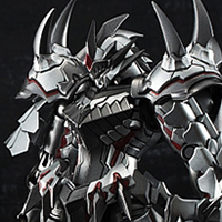 CHOGOKIN  Ka signature MONSTER HUNTER LIOLAEUS Rare species Weathering Silver