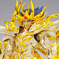 Saint Cloth Myth EX CANCER DEATHMASK(GOD CLOTH)