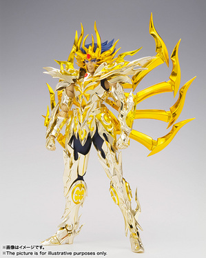 Saint Cloth Myth EX CANCER DEATHMASK(GOD CLOTH) 02