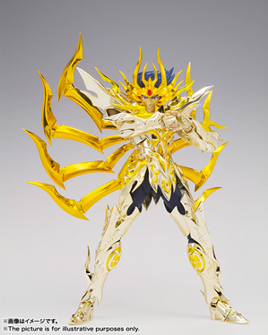 Saint Cloth Myth EX CANCER DEATHMASK(GOD CLOTH) 03