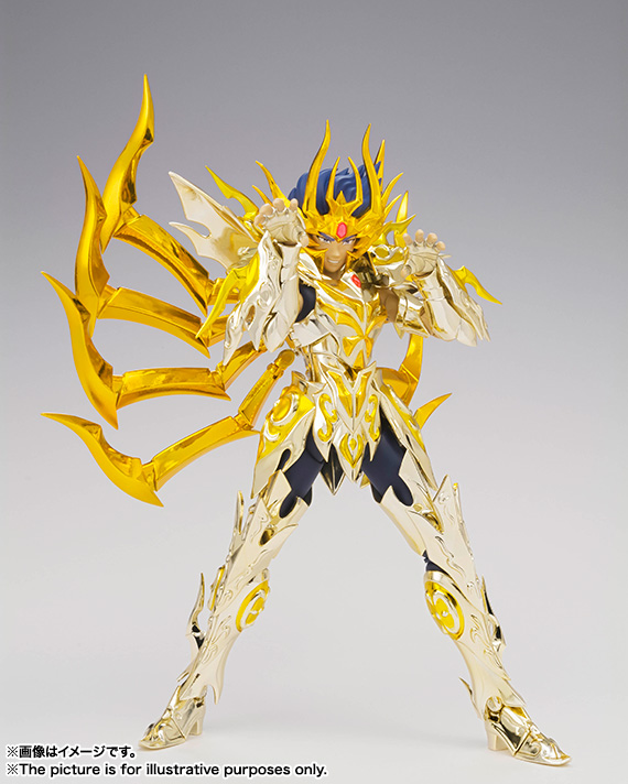 Saint Cloth Myth EX CANCER DEATHMASK(GOD CLOTH) 04