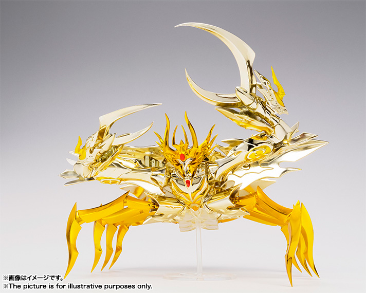 Saint Cloth Myth EX CANCER DEATHMASK(GOD CLOTH) 05