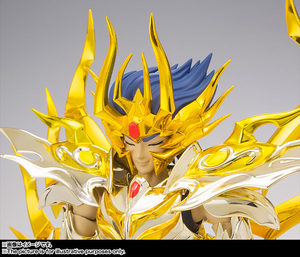 Saint Cloth Myth EX CANCER DEATHMASK(GOD CLOTH) 06