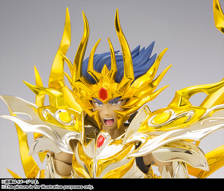 Saint Cloth Myth EX CANCER DEATHMASK(GOD CLOTH) 07