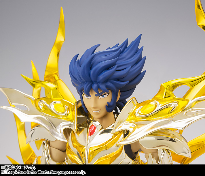 Saint Cloth Myth EX CANCER DEATHMASK(GOD CLOTH) 08