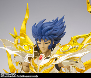 Saint Cloth Myth EX CANCER DEATHMASK(GOD CLOTH) 09