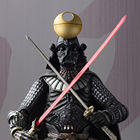 MEI SHO MOVIE REALIZATION SAMURAI TAISYO DARTH VADER ~DEATH STAR ARMOR~