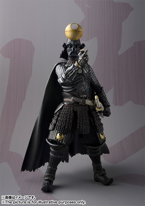 MEI SHO MOVIE REALIZATION SAMURAI TAISYO DARTH VADER ~DEATH STAR ARMOR~ 03