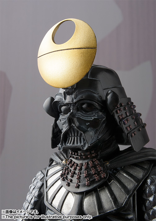 MEI SHO MOVIE REALIZATION SAMURAI TAISYO DARTH VADER ~DEATH STAR ARMOR~ 04