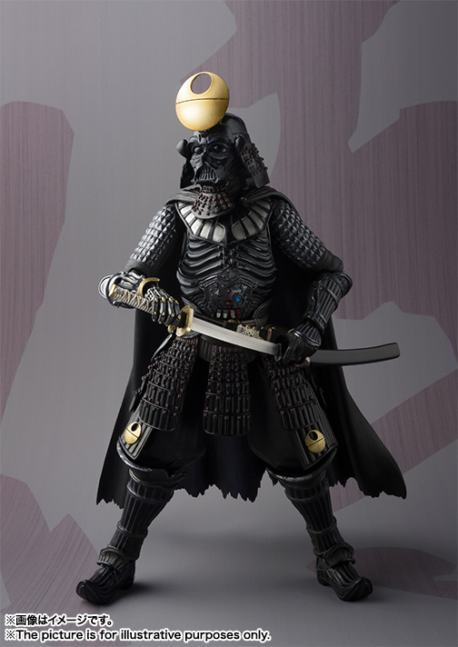 MEI SHO MOVIE REALIZATION SAMURAI TAISYO DARTH VADER ~DEATH STAR ARMOR~ 06