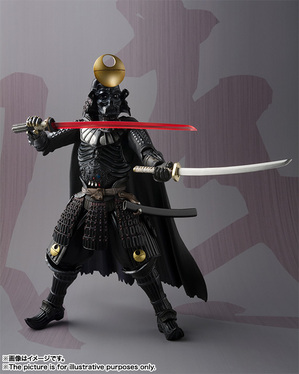 MEI SHO MOVIE REALIZATION SAMURAI TAISYO DARTH VADER ~DEATH STAR ARMOR~ 07