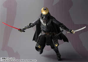 MEI SHO MOVIE REALIZATION SAMURAI TAISYO DARTH VADER ~DEATH STAR ARMOR~ 08