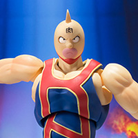 S.H.Figuarts KINNIKUMAN(STRUGGLE FOR THRONE VER.)