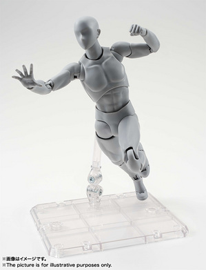 S.H.Figuarts ボディくん DX SET (Gray Color Ver.) 04
