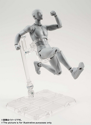 S.H.Figuarts ボディくん DX SET (Gray Color Ver.) 05
