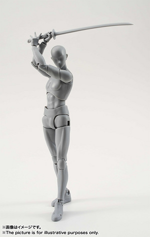 S.H.Figuarts ボディくん DX SET (Gray Color Ver.) 07