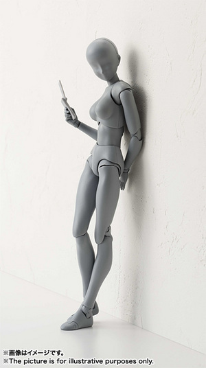 S.H.Figuarts ボディちゃん DX SET (Gray Color Ver.) 03