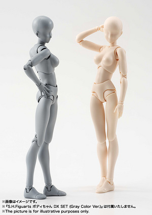 S.H.Figuarts ボディちゃん (Pale orange Color Ver.) 05
