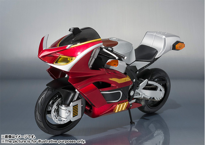 S.H.Figuarts KABUTO EXTENDER 01