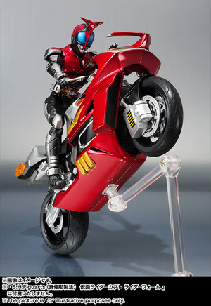 S.H.Figuarts KABUTO EXTENDER 05