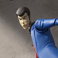 S.H.Figuarts LUPIN THE THIRD