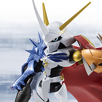 NXEDGE STYLE [DIGIMON UNIT] OMEGAMON