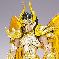 Saint Cloth Myth EX CAPRICONE SHURA(GOD CLOTH)