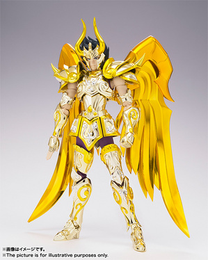 Saint Cloth Myth EX CAPRICONE SHURA(GOD CLOTH) 02