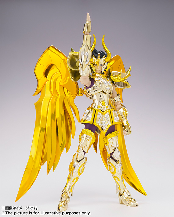Saint Cloth Myth EX CAPRICONE SHURA(GOD CLOTH) 04