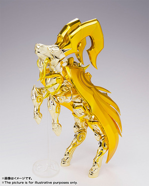 Saint Cloth Myth EX CAPRICONE SHURA(GOD CLOTH) 05