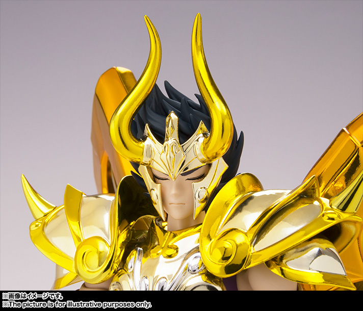Saint Cloth Myth EX CAPRICONE SHURA(GOD CLOTH) 06