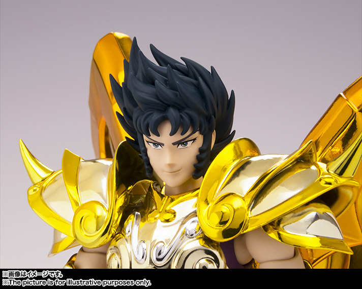 Saint Cloth Myth EX CAPRICONE SHURA(GOD CLOTH) 08